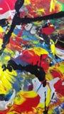 Mundo de Colorfull Imagen de archivo libre de regalías