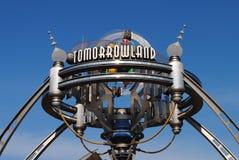 Mundo de Disney imagens de stock