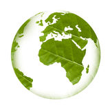 Mundo de Eco imagen de archivo