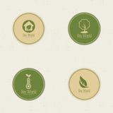 Mundo de Eco Foto de Stock Royalty Free