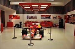 Mundo de Ferrari Fotos de archivo libres de regalías