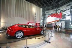 Mundo de Ferrari en Abu Dhabi Fotos de archivo libres de regalías