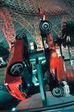 Mundo de Ferrari en Abu Dhabi UAE Imagen de archivo libre de regalías