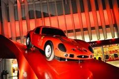 Mundo de Ferrari en Abu Dhabi UAE Imagen de archivo