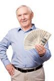 Mundo de homens ricos Imagem de Stock Royalty Free