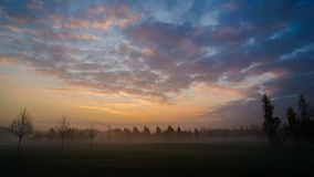 Mundo de la buena mañana Foto de archivo