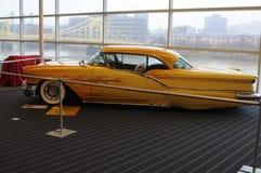 Mundo de Pittsburgh de ruedas Foto de archivo libre de regalías