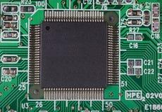 Mundo de Techno Imagens de Stock