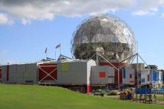 Mundo de Vancouver de la ciencia Imágenes de archivo libres de regalías