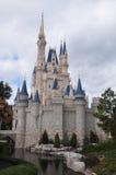 Mundo de Walt Disney del castillo de Disney Cinderella Fotografía de archivo libre de regalías