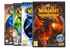 Mundo de Warcraft Fotos de archivo libres de regalías