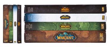 Mundo de Warcraft Fotos de archivo