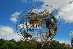 Mundo del acero, Central Park, Nueva York Foto de archivo