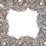 Mundo del cordón stock de ilustración