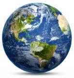 Mundo del planeta ilustración del vector