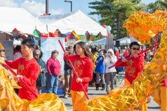 Mundo do festival 2015 de Montgomery Fotografia de Stock