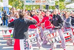 Mundo do festival 2015 de Montgomery Imagem de Stock Royalty Free