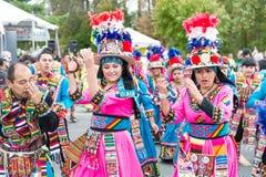 Mundo do festival 2015 de Montgomery Imagens de Stock