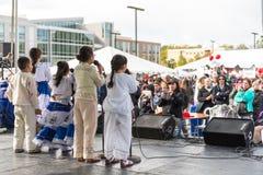 Mundo do festival 2015 de Montgomery Foto de Stock Royalty Free