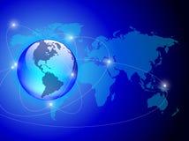 Mundo do vetor Imagem de Stock