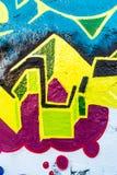 Mundo dos grafittis Fotos de Stock Royalty Free