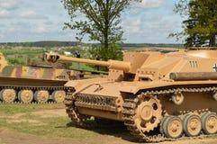 Mundo dos tanques Fotografia de Stock Royalty Free
