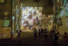 Mundo fantástico e maravilhoso de Bosch, de Brueghel e de Arcimboldo Imagem de Stock Royalty Free