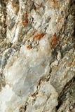 Mundo microscópico dos cristais Fotografia de Stock Royalty Free