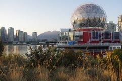 Mundo renovado de la ciencia de Vancouver Imagen de archivo libre de regalías