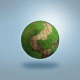 Mundo simple Imagen de archivo libre de regalías