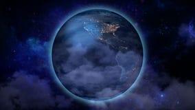 Mundo space2 ilustración del vector