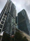 Mundo Sydney quadrado Fotografia de Stock