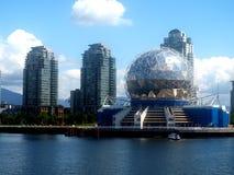 Mundo Vancouver de la ciencia Imagen de archivo