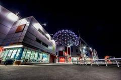 Mundo Vancouver de la ciencia Imágenes de archivo libres de regalías