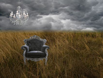 Mundo vazio 6 Imagens de Stock Royalty Free