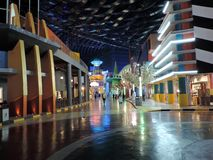 Mundos de la aventura, Dubai del IMG fotos de archivo libres de regalías