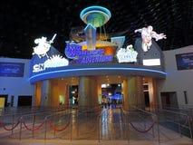 Mundos de la aventura, Dubai del IMG imagen de archivo