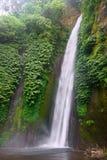 Munduk waterfall. A view of munduk waterfall in bali Royalty Free Stock Photography