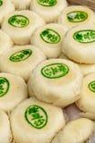 Mung bean cake Stock Images