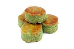 Mung Bean Cake Stock Image