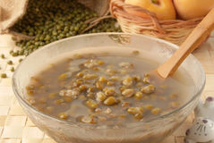 Mung Bean Dessert Soup Royalty Free Stock Images