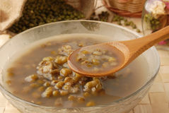 Mung Bean Dessert Soup Royalty Free Stock Image