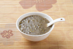 mung bean soup Royalty Free Stock Photos