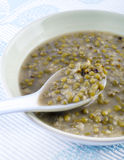 Mung Bean Sweet Soup stock photo