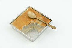 Mung Bean Thai Custard Dessert Recipe (papo Kaeng de Khanom) imagem de stock royalty free