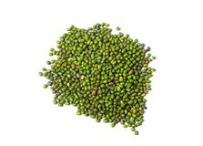 Mung bean, green moong dal in wooden bowl. Green Mung Beans Also Know as Mung Dal, moong or green gram beansVigna Radiata Pakist. The mung bean Vigna radiata royalty free stock photography