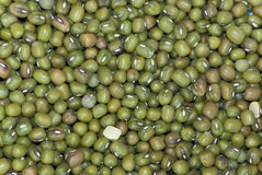 Mung Beans. Close up of mung beans royalty free stock image