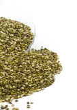 Mung beans Stock Photography