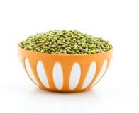 Mung Beans  Vigna aconitifolia Royalty Free Stock Photos