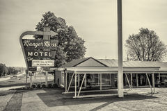 Free Munger Moss Motel On Route 66 In Missouri Stock Images - 79486044